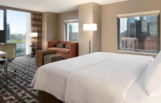 Pokój Homewood Suites Chicago WLoop