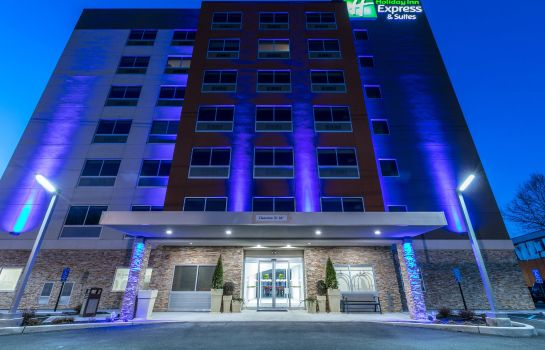 Vue extérieure Holiday Inn Express & Suites JERSEY CITY NORTH - HOBOKEN