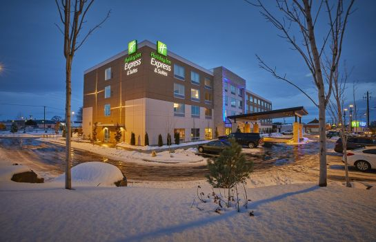 Buitenaanzicht Holiday Inn Express & Suites HERMISTON DOWNTOWN