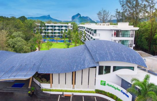 Exterior view Holiday Inn Express KRABI AO NANG BEACH