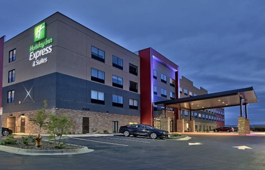 Vue extérieure Holiday Inn Express & Suites DENVER NORTHWEST - BROOMFIELD