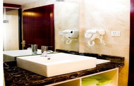 Bathroom Shanshui Fashion Hotel Chongzhou Passenger Transport Center Branch