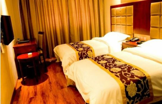 Double room (standard) Shanshui Fashion Hotel Chongzhou Passenger Transport Center Branch