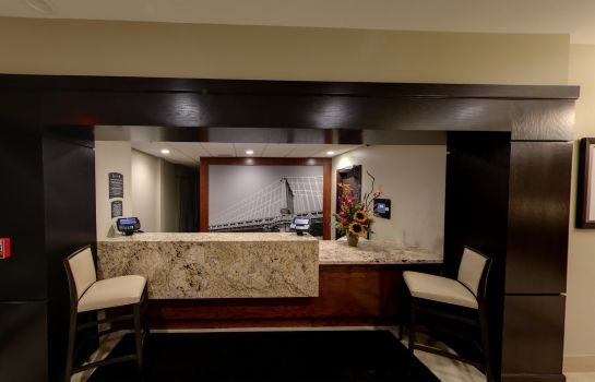 Hotelhal Staybridge Suites ANN ARBOR - UNIV OF MICHIGAN