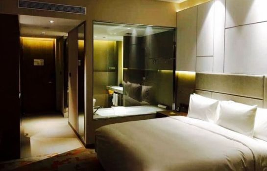 Single room (standard) Radisson Exhibition Center Shanghai