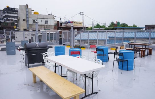 Terrace G guesthouse Itaewon