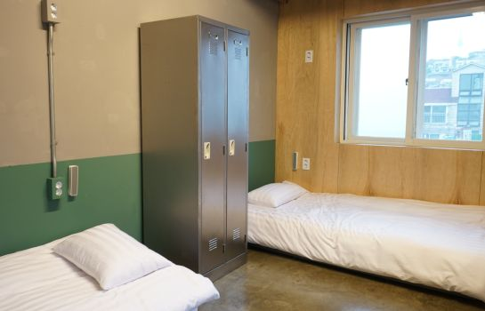 Double room (standard) G guesthouse Itaewon