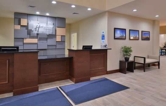 Hotelhalle Holiday Inn Express & Suites DEARBORN SW - DETROIT AREA