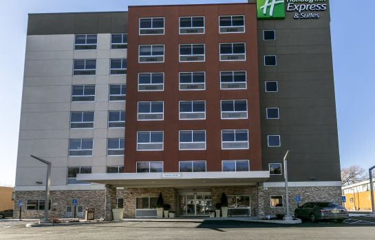Vista esterna Holiday Inn Express & Suites JERSEY CITY NORTH - HOBOKEN
