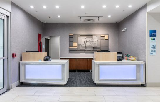 Hol hotelowy Holiday Inn Express & Suites JERSEY CITY NORTH - HOBOKEN
