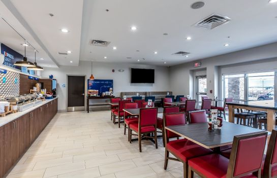 Restaurant Holiday Inn Express & Suites JERSEY CITY NORTH - HOBOKEN