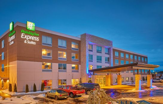 Widok zewnętrzny Holiday Inn Express & Suites HERMISTON DOWNTOWN