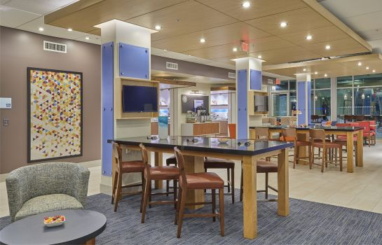 Restaurante Holiday Inn Express & Suites HERMISTON DOWNTOWN