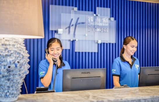 Hol hotelowy Holiday Inn Express KRABI AO NANG BEACH