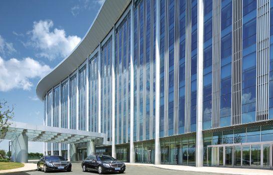 InterContinental Hotels SHANGHAI HONGQIAO NECC – Great