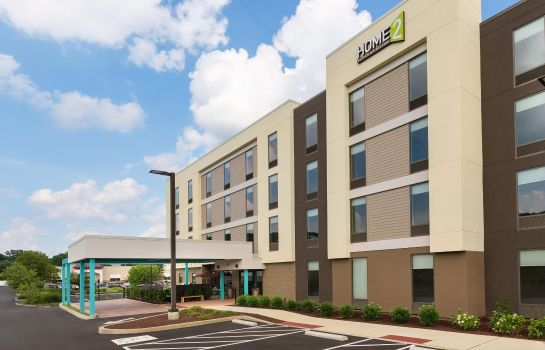 Vista exterior Home2 Suites by Hilton Downingtown Exton Route 30