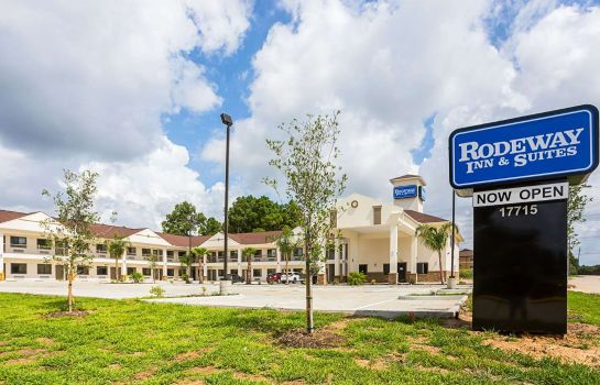 Buitenaanzicht Rodeway Inn and Suites Houston - I-45 No