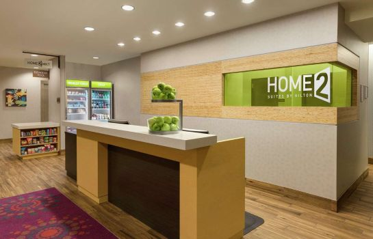 Hotelhalle Home2 Suites by Hilton Downingtown Exto