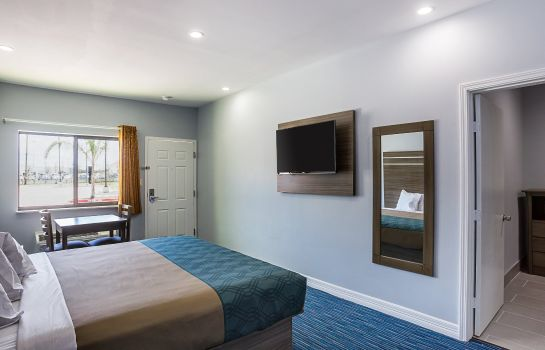 Suite Rodeway Inn and Suites Houston - I-45 No