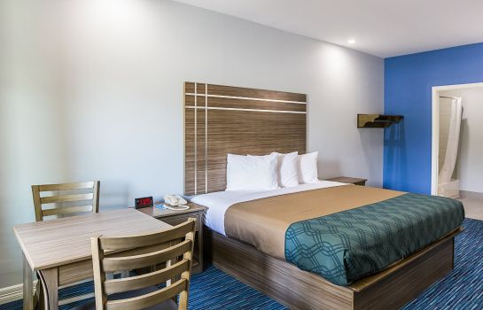 Chambre Rodeway Inn & Suites Houston - I-45 North near Spring