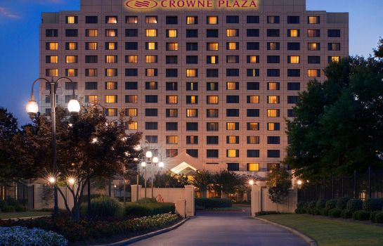 Exterior view Crowne Plaza MEMPHIS EAST