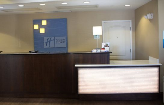 Hol hotelowy Holiday Inn Express WEST JEFFERSON