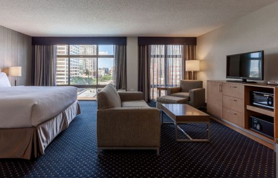 Suite Holiday Inn CHICAGO NORTH-EVANSTON