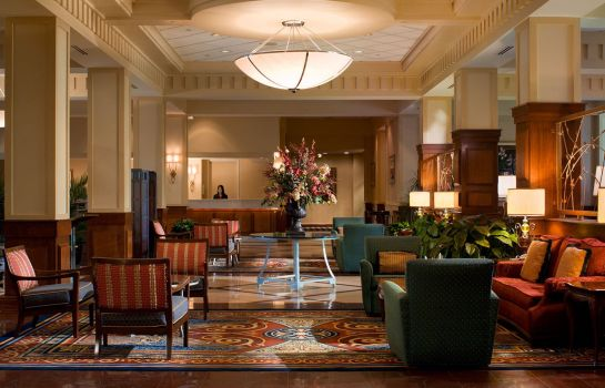 Lobby Crowne Plaza MEMPHIS EAST