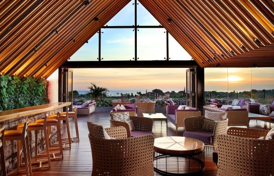 Bar del hotel Seminyak Four Points by Sheraton Bali