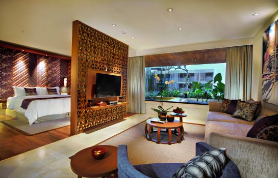 Suite Seminyak Four Points by Sheraton Bali