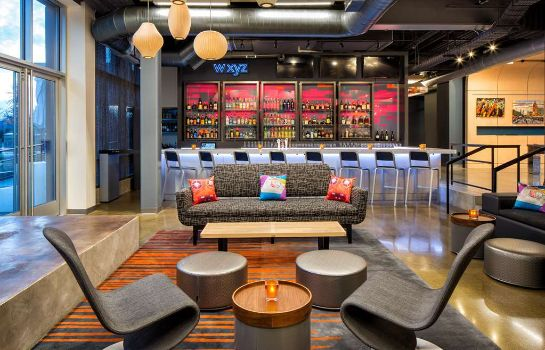 Bar hotelowy Aloft Louisville East