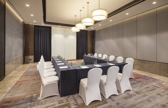 Conference room Courtyard Shanghai International Tourism and Resorts Zone