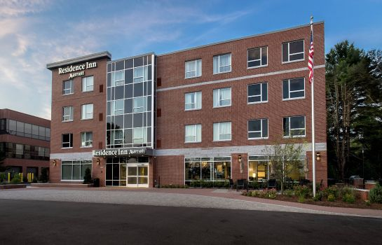 Außenansicht Residence Inn Boston Bridgewater
