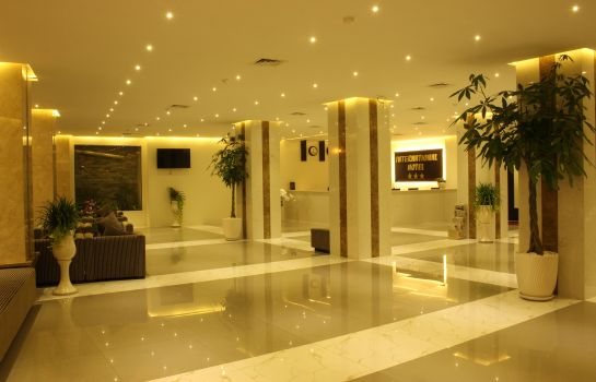 Hall International Hotel