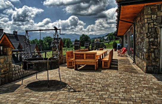 Terrasse Bialy Dunajec Resort & Spa