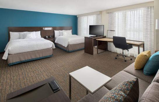 Suite Residence Inn Boston Bridgewater