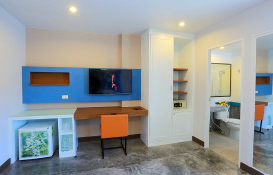 Bagno in camera Days Inn Patong Phuket