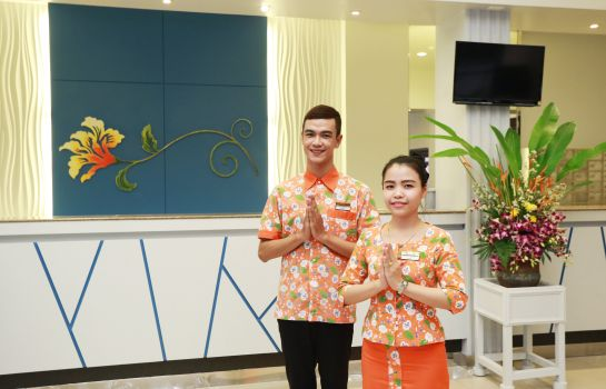 Reception Days Inn Patong Phuket