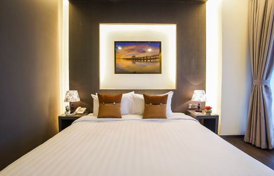 Double room (standard) TRYP by Wyndham Yangon