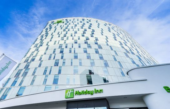 Außenansicht Holiday Inn HAMBURG - CITY NORD
