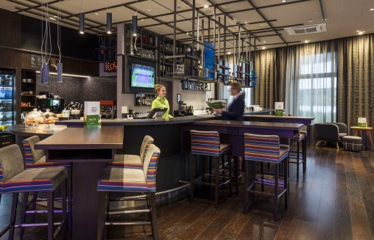 Hotel-Bar Holiday Inn HAMBURG - CITY NORD