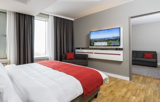 Suite Junior Holiday Inn HAMBURG - CITY NORD