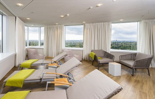 Aire de repos Holiday Inn HAMBURG - CITY NORD