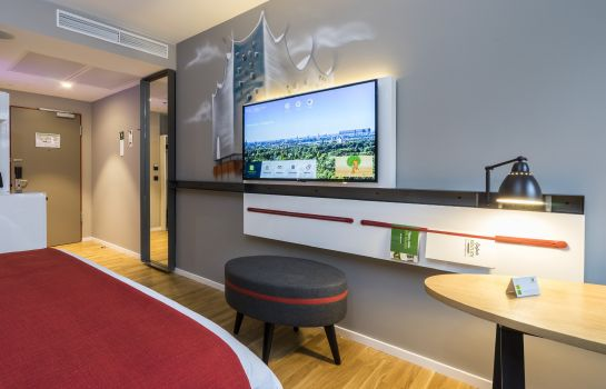 Doppelzimmer Standard Holiday Inn HAMBURG - CITY NORD