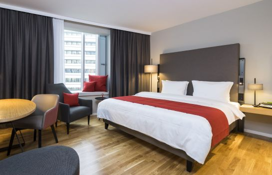 Chambre double (standard) Holiday Inn HAMBURG - CITY NORD