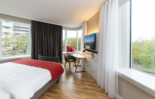 Chambre double (confort) Holiday Inn HAMBURG - CITY NORD