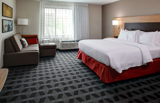 Kamers TownePlace Suites Macon Mercer University