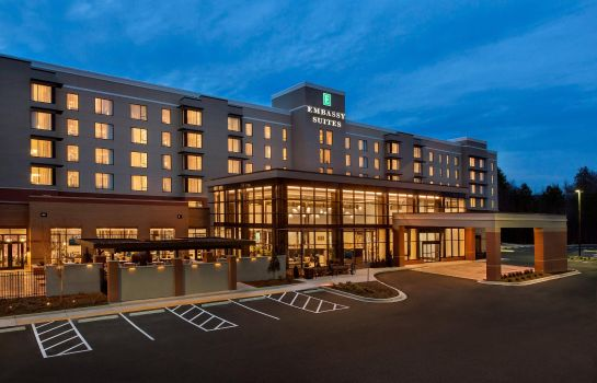 Exterior view Embassy Suites by Hilton Atlanta NE Gwinnett Sugarloaf