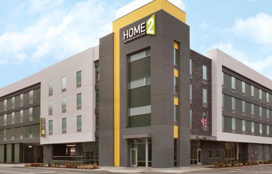 Außenansicht Home2 Suites by Hilton Eugene Downtown University Area