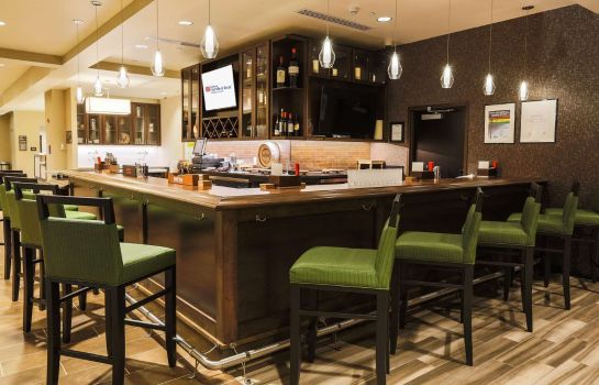 Bar del hotel Hilton Garden Inn Indiana at IUP
